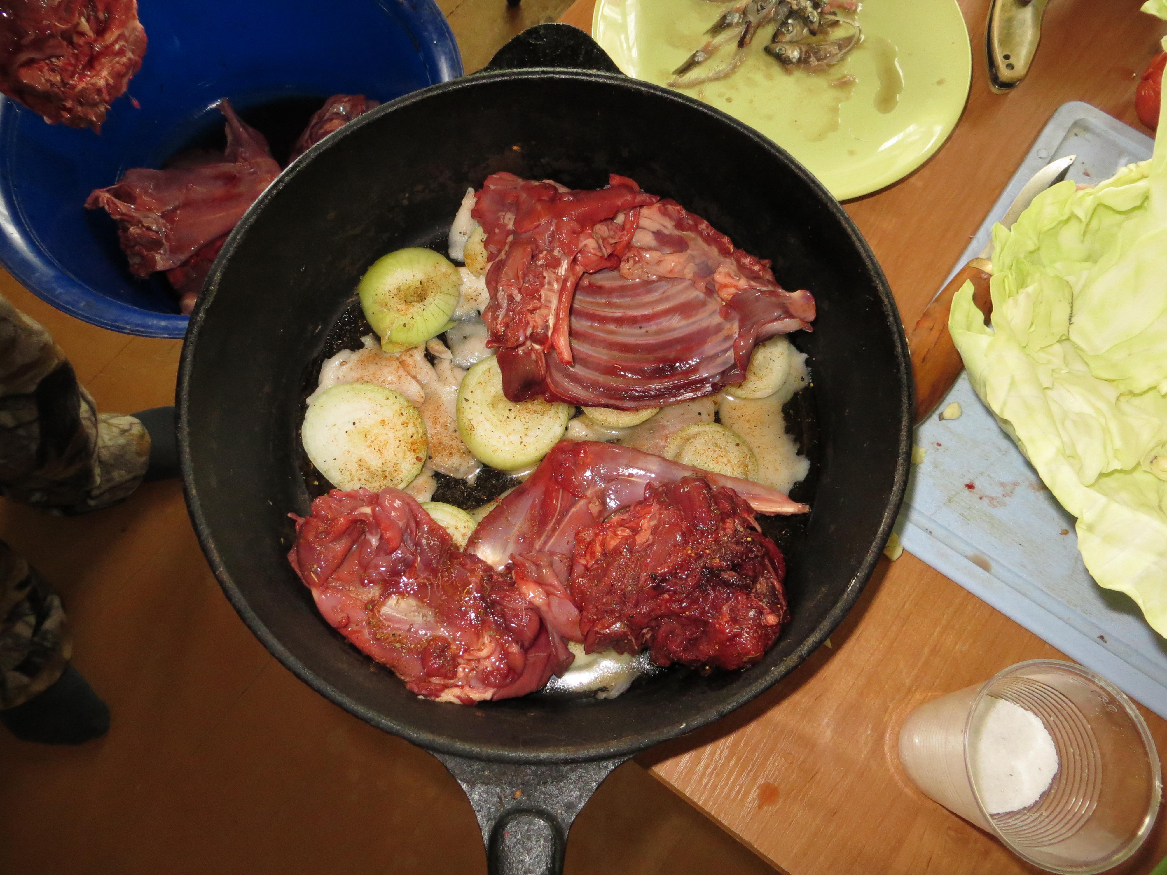 Заяц блюда фото 6