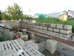 Стройка - стены первый этаж