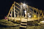 Фестиваль архитектуры и света Ахрваренье