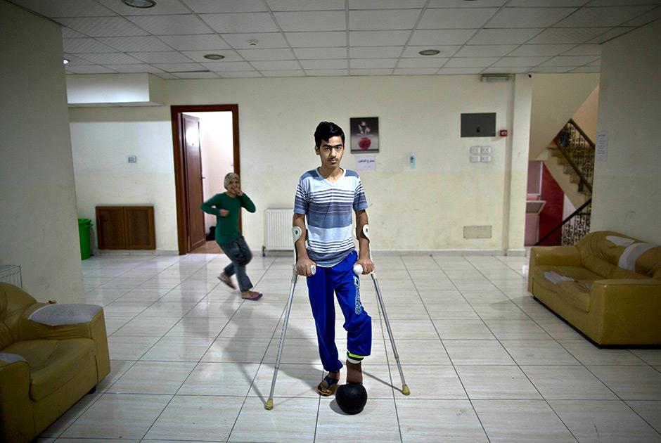 Юные жертвы войны на Ближнем Востоке в больнице Аммана 0 19b640 82644b9c orig