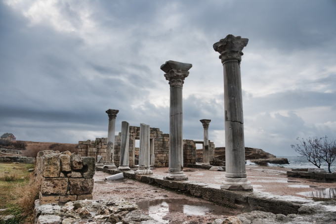 Греки в истории Украины