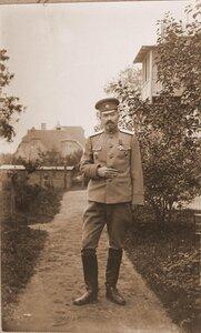 Генерал для поручений при командующем XII армией генерал-майор Степанов.