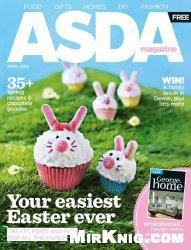 Журнал Asda Magazine - April 2014