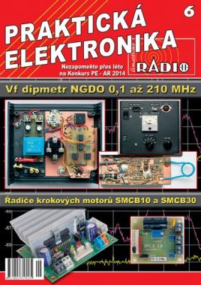 Журнал Журнал Prakticka Elektronika A Radio №6 2014