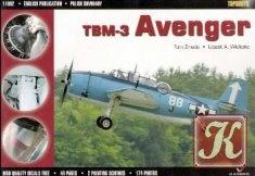 Книга TBM-3 Avenger (Kagero Topshots 02)