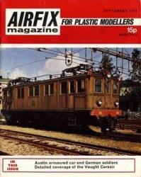 Airfix Magazine 1971-09