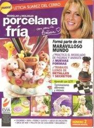 Журнал PORCELANA FRIA Leticia Suarez del Cerro 2