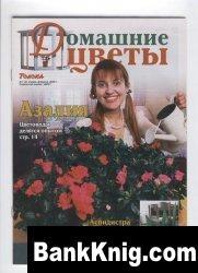 Журнал Домашние цветы №1 2008