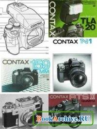 Книга Сборник инструкций по фототехнике фирмы Contax.