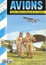 Журнал Avions 033 (1995-12)