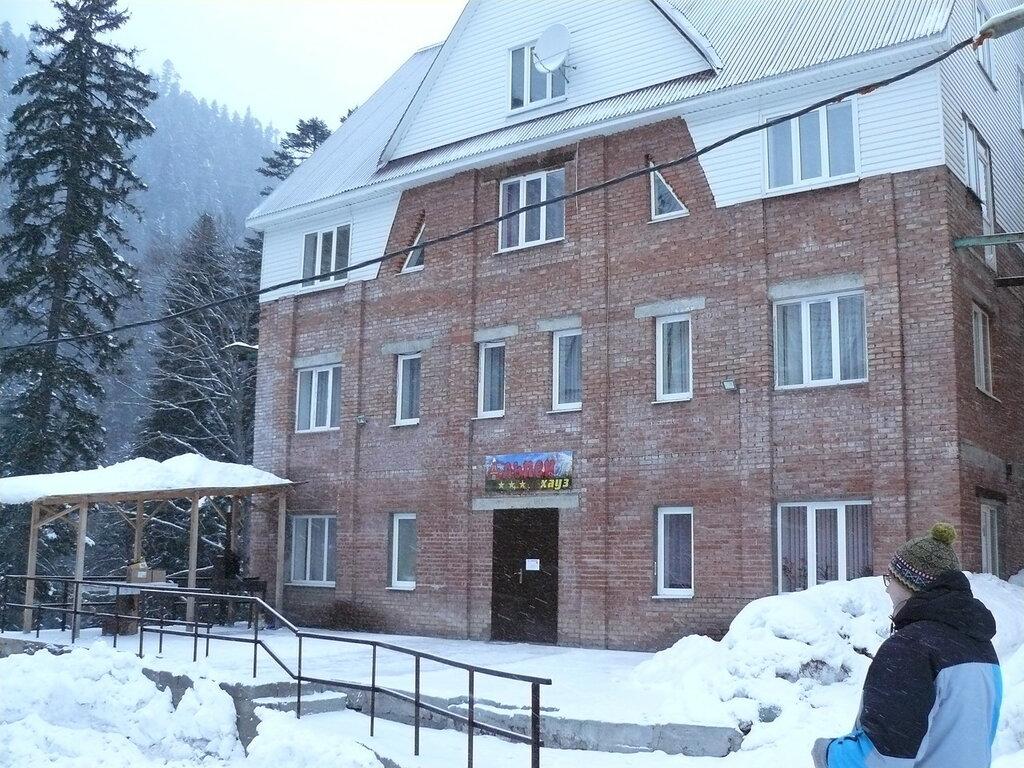 Alpenhauz
