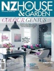 Журнал NZ House & Garden - June 2015