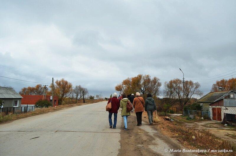 Клещевский мост, Саратов, Вольский тракт, 18 октября 2014 года