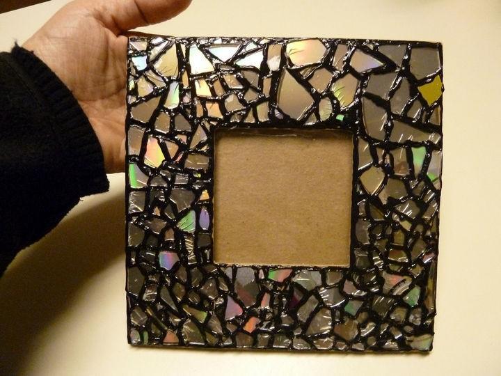 Рамка из стекла своими руками