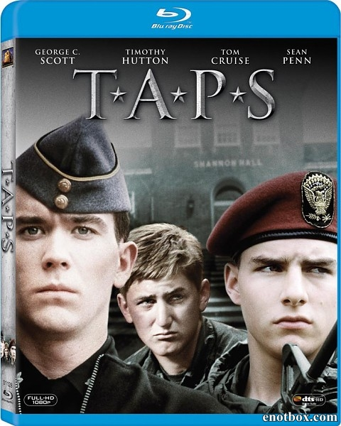 Отбой / Taps (1981/BDRip/HDRip)