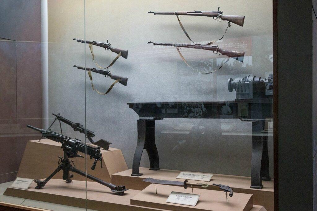 Стрелковое оружие пехоты