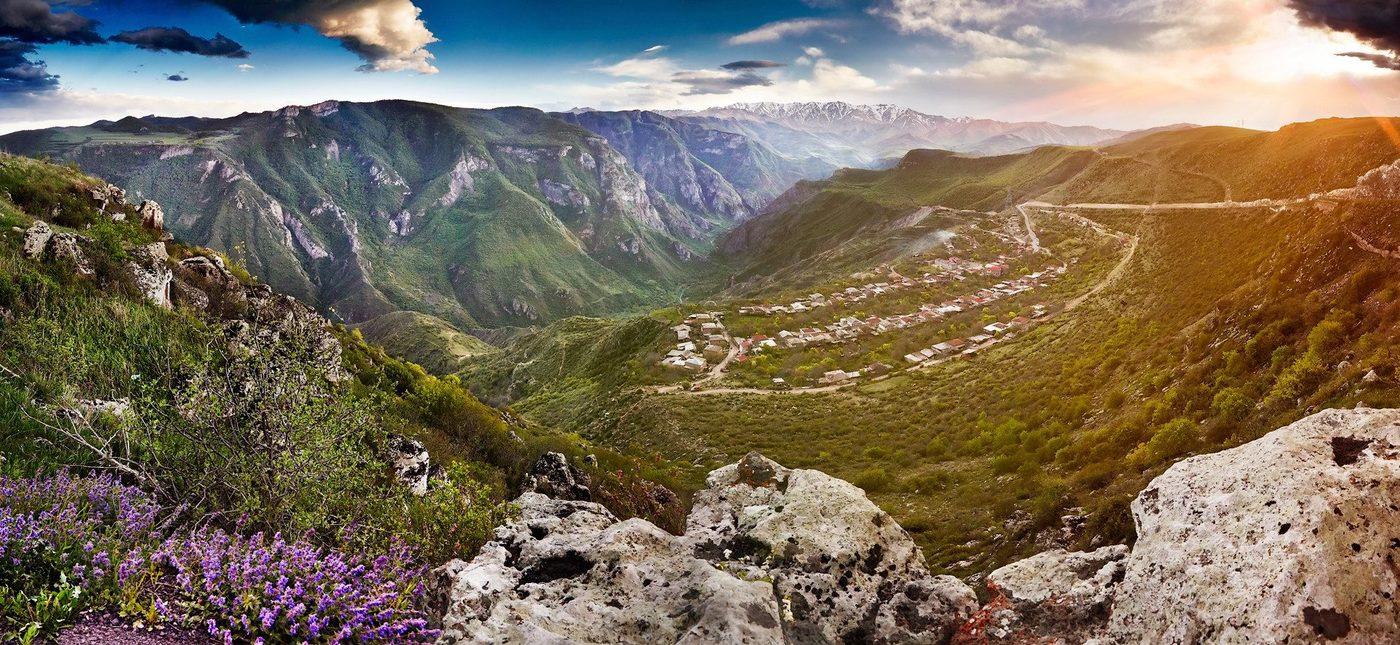 Туризм и достопримечательности Армении