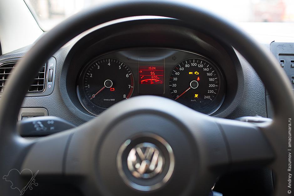 Как сбросить сервисный интервал VW Polo
