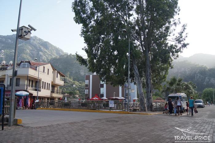 поселок Турунч