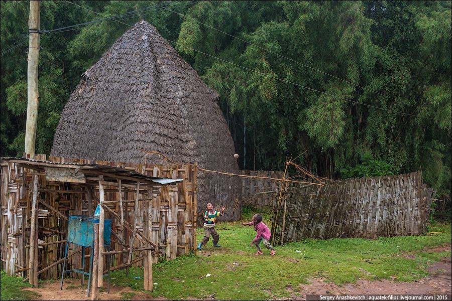 Dorze tribe / Племя Дорзе