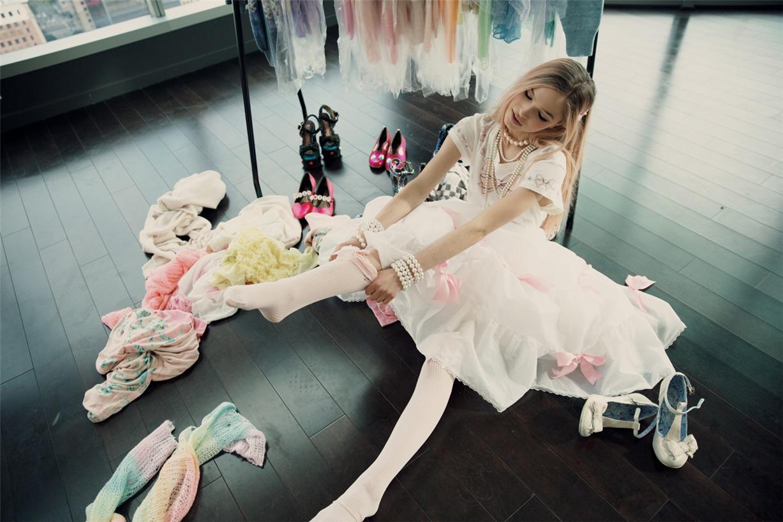 Wildfox prefall 2014 lookbook / Rainbow Dream Girls