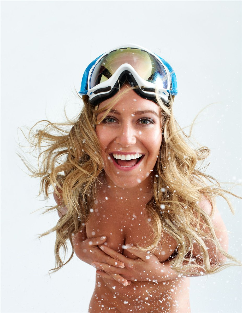 ESPN Magazine Body Issue 2014 - Jamie Anderson / Джейми Андерсон