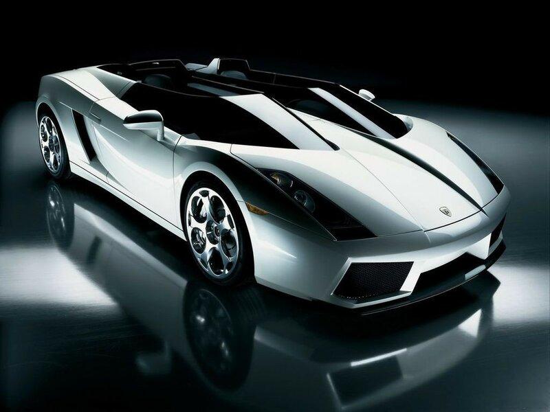 Lamborghini Concept S, 2005