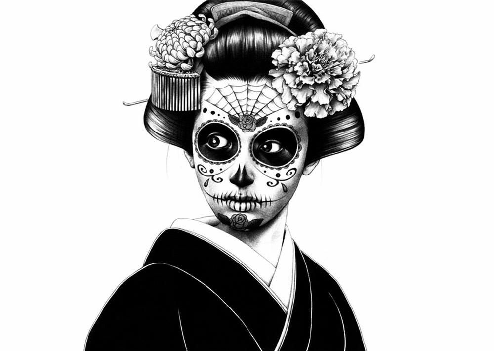Сумасшедшие рисунки японского художника Shohei Otomo (52)
