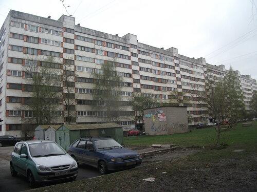 ул. Ивана Фомина 5к1