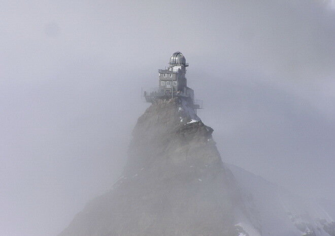 "Обсерватория ""Сфинкс"". Швейцария"