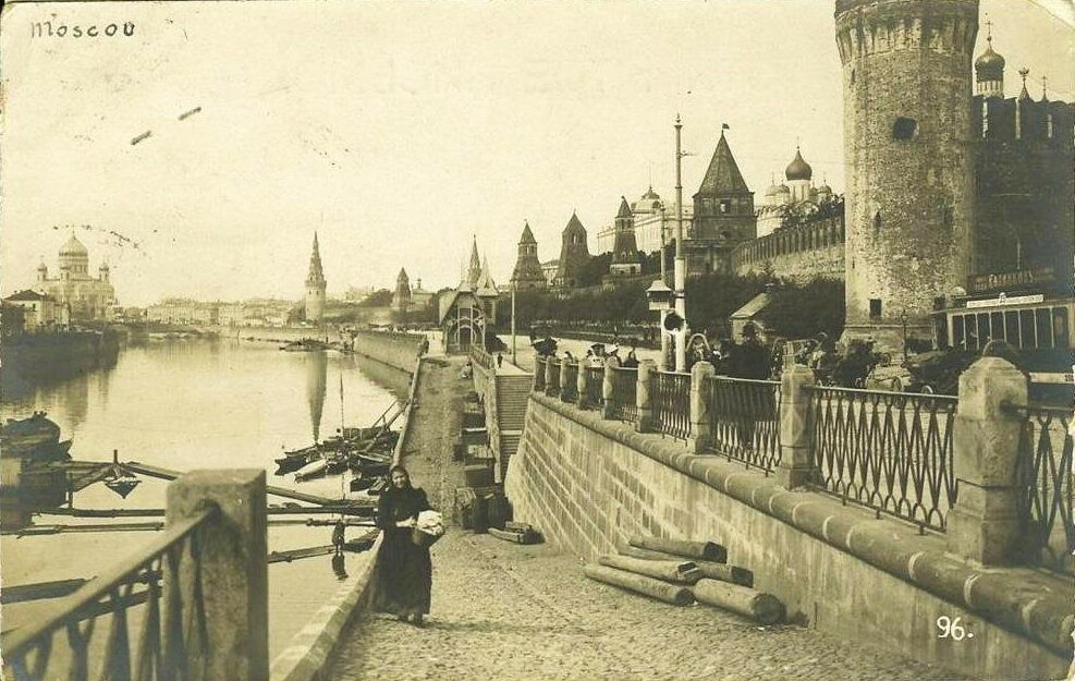 391627 Кремлёвская набережная( 1910—1911) J. Christin.jpg