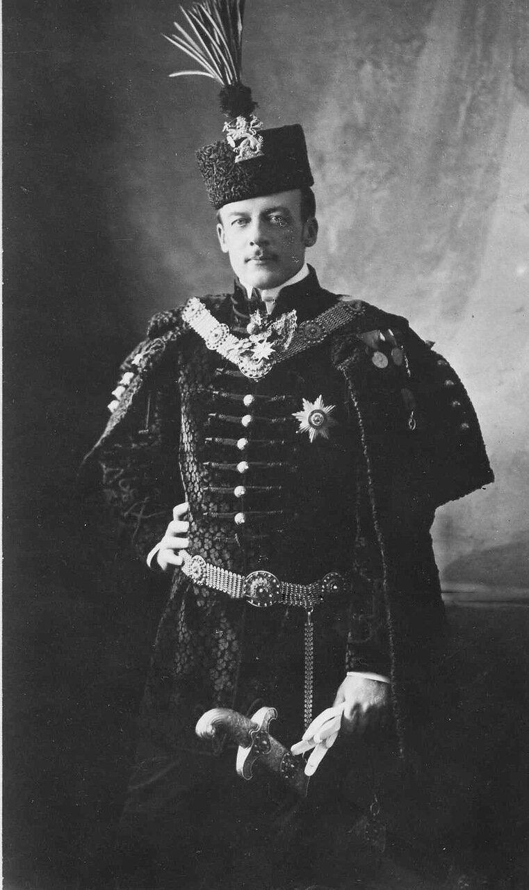 Посольство Австро-Венгрии (Сергиевская ул.,10). 01. Посол Австро-Венгрии граф Леопольд Берхтольд. 1912