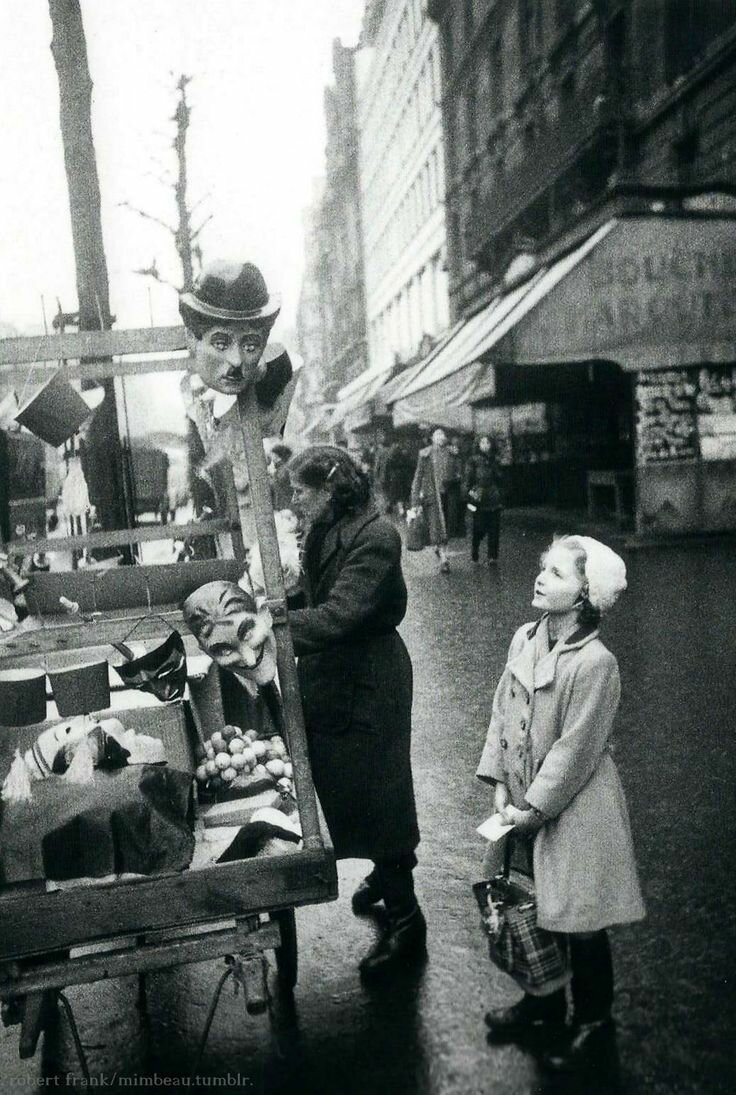 1950. Чарли