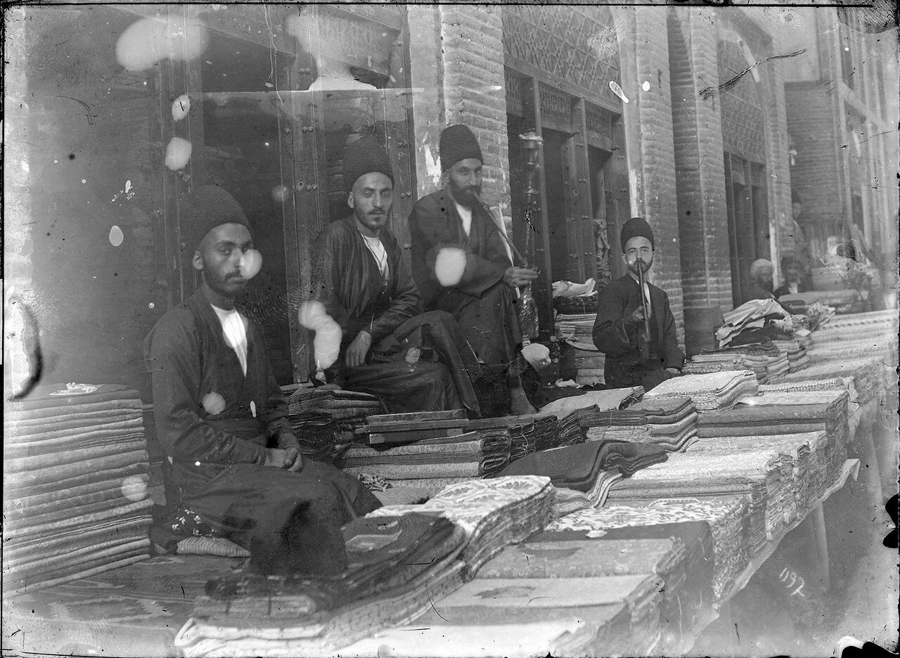 Тегеран. Базар