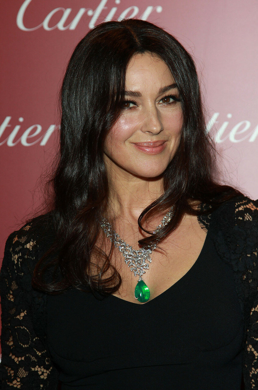 MONICA BELLUCCI at Re-Opening of Cartier Flagship Store