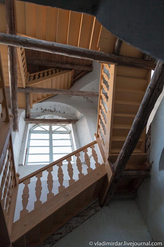 Колокольня - Лестница в Небо