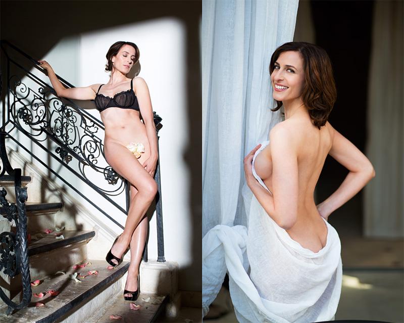 Немецкая актриса Ulrike Frank в Playboy 2014