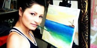 Zuly Sanguino – рожденная без рук и ног, талантливая колумбийская художница