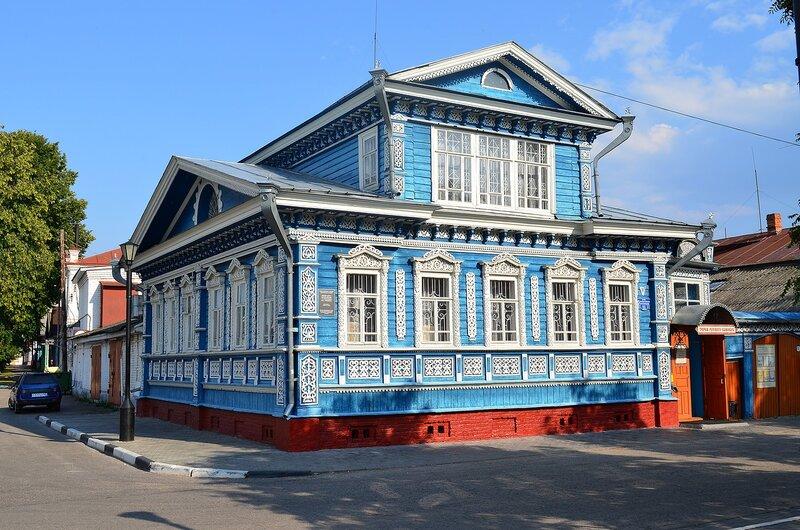 Музей самовара.