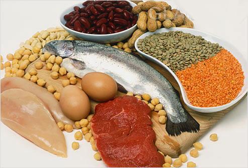 Белковая диета поможет нормализовать давление