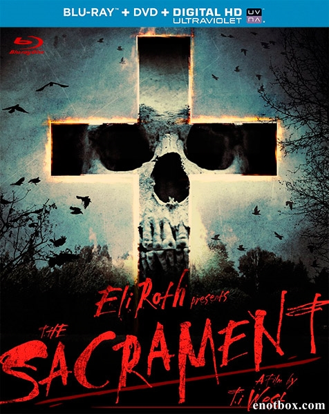 Таинство / The Sacrament (2013/BDRip/HDRip)