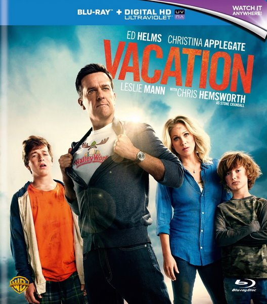 Каникулы / Vacation (2015/BD-Remux/BDRip/HDRip)