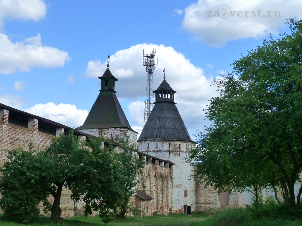Борисоглебский монастырь (Ростов Великий, Ярославская область)