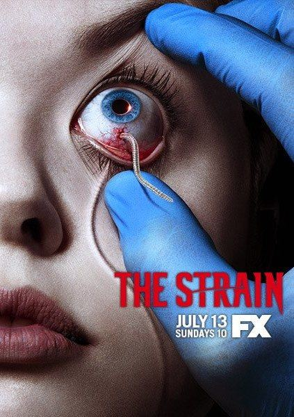 �����  / The Strain (1 �����/2014/WEB-DLRip/HD�VRip)