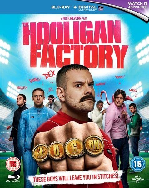 Фабрика футбольных хулиганов / The Hooligan Factory (2014) BDRip 720p + HDRip