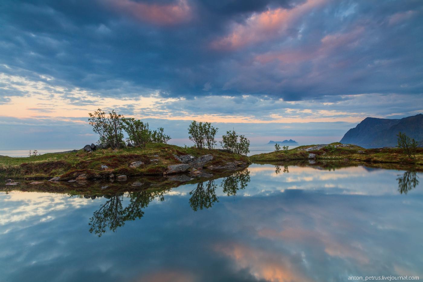 Лофотоенские острова. Норвегия