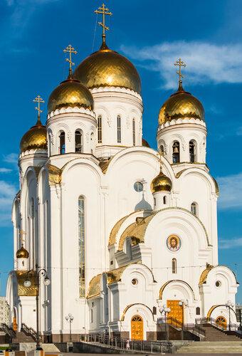 Храм Рождества Христова в Красноярске