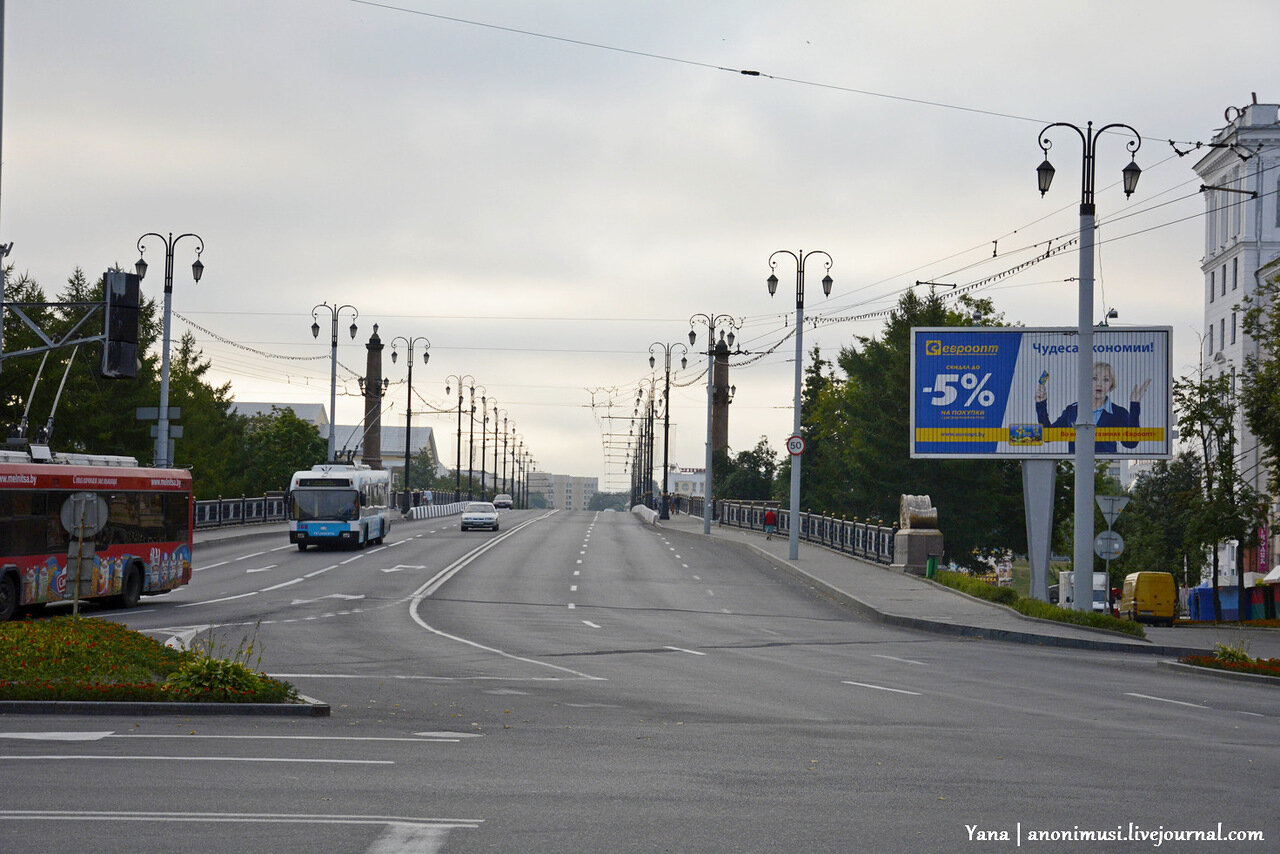 Улицы Витебска