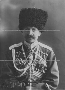 Георгий Иванович Трубецкой, князь, генерал-майор свиты,командир конвоя (1906-1914 гг.) (портрет).