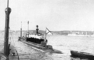 Подводная лодка Карп